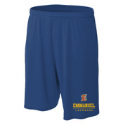 "E - N5338-EC A4 Men's 9"" Inseam Pocketed Performance Shorts"