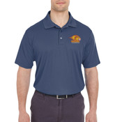 Logo - 8210-PF - Men's Cool & Dry Mesh Piqué Polo