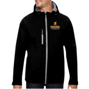 E - 88166 - North End Men's Prospect Two-Layer Fleece Bonded Soft Shell Hooded Jacket