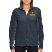 E - 78048-PF North End Ladies' Microfleece Jacket