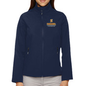 E - 78184-EC Core 365 Ladies' Cruise Two-Layer Fleece Bonded Soft Shell Jacket