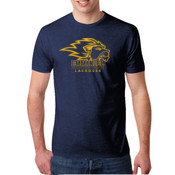 Flock-Logo - 6010-EC Next Level Men's Triblend Crew Tee