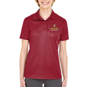E - 8210L-PF - Ladies' Cool & Dry Mesh Piqué Polo